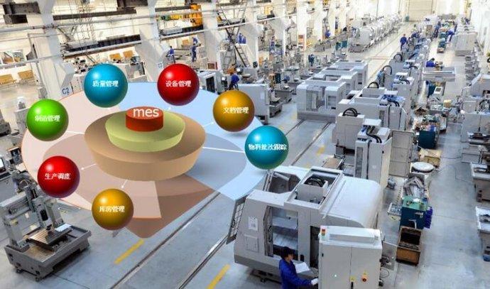 工业4.0时代的智能工厂管理系统