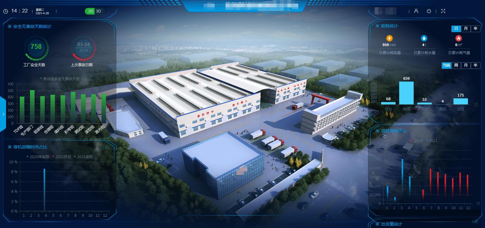 通过设备维护管理软件对智能工厂设备进行智能管理